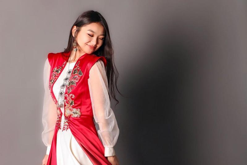 Казахстанка рассказала о своей победе на Miss Virtual World 2019
