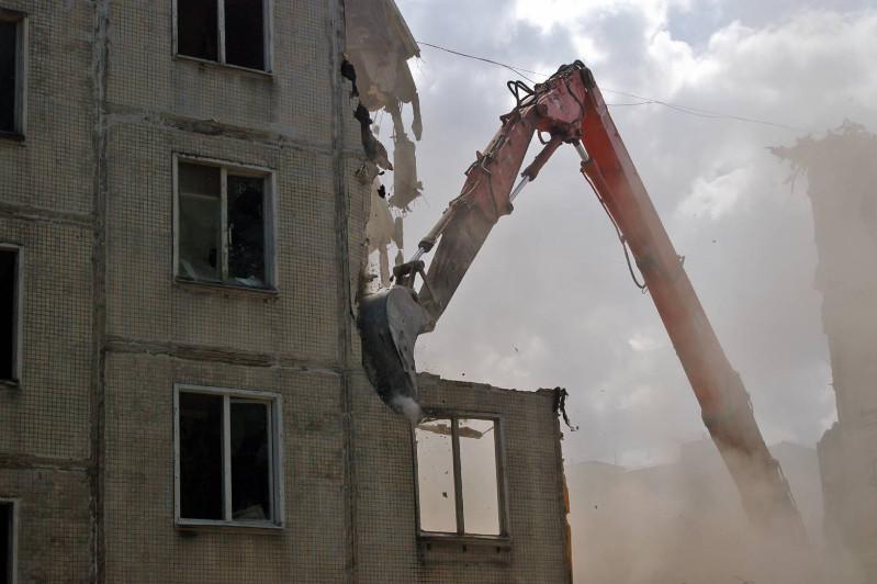 Недостоверной назвали информацию о сносе квартала в центре Алматы