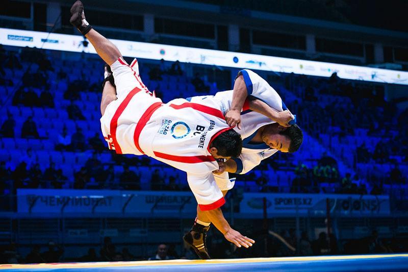 北京奥运铜牌得主在古巴成立哈萨克式摔跤协会