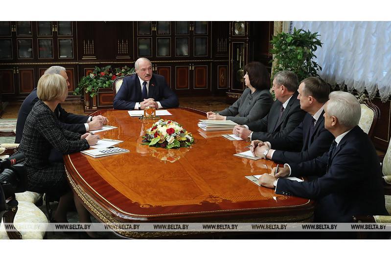 Беларусьте Президент Әкімшілігінің басшысы мен оның орынбасары ауысты