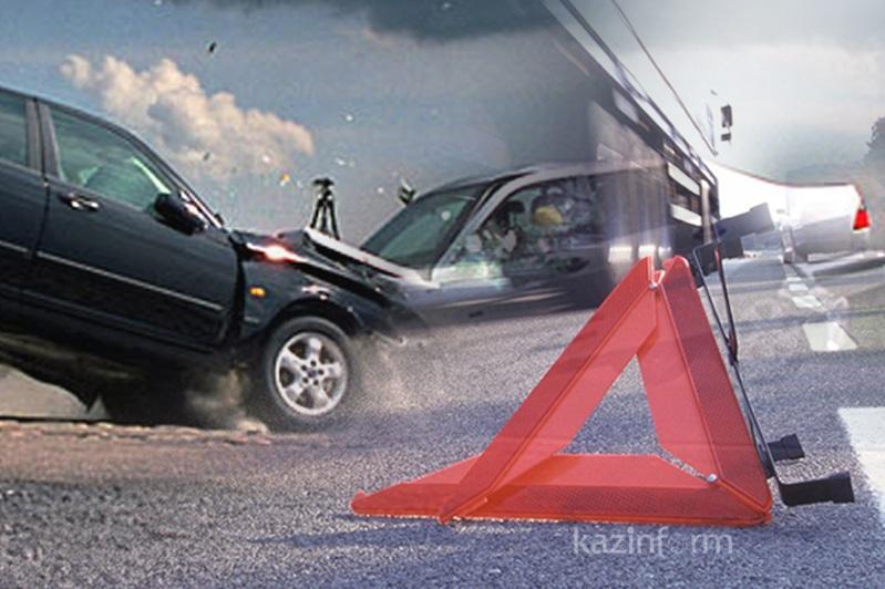 Количество аварий за шесть лет сократилось на треть – Даурен Абаев
