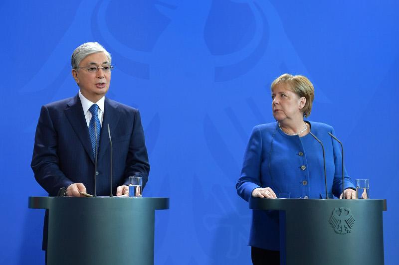 Президент РК: Цель моего визита – придание дополнительного импульса сотрудничеству между нашими странами