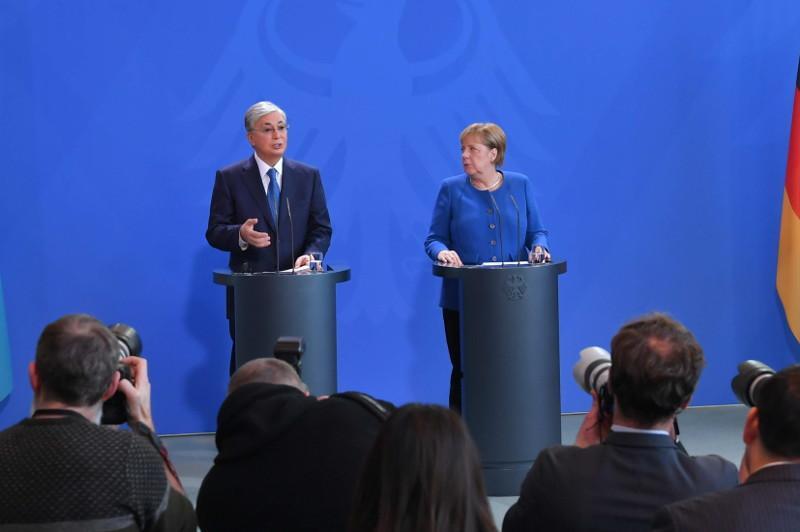 О сотрудничестве с Германией в дуальном образовании рассказал Президент РК