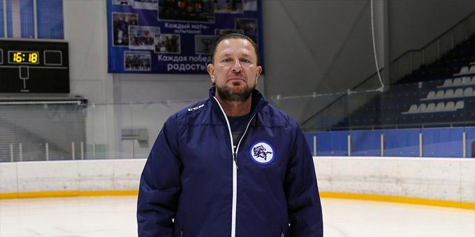 Казахстанский хоккейный клуб отправил в отставку главного тренера