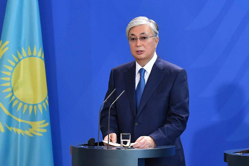 Kazakhstan and Ukraine joined by traditional ties of friendship and cooperation – Tokayev