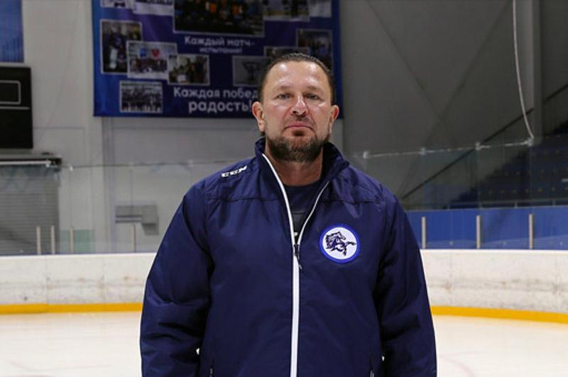 «Құлагер» хоккей клубының бас жаттықтырушысы отставкаға кетті