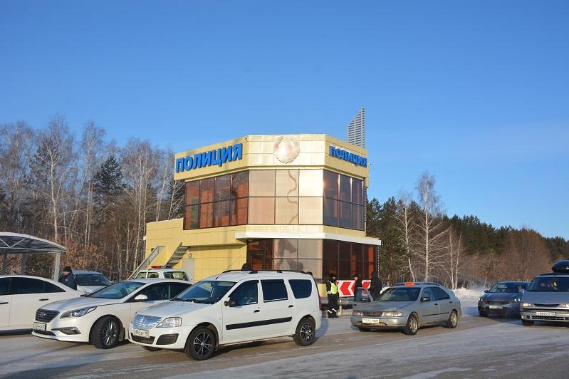 Патрулирование дорог из-за непогоды усилили в Северном Казахстане