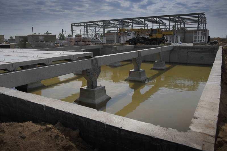 В Павлодарской области завершили строительство Майского группового водопровода