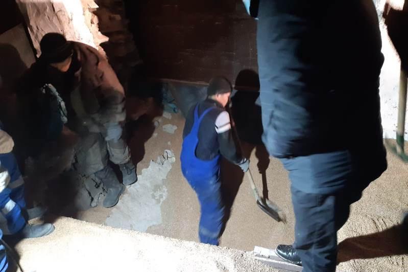 Ақмола облысындағы астық қоймасында бетон плита құлап, жұмысшы мерт болды