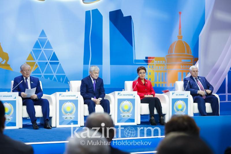 Дарига Назарбаева призвала маслихаты проконтролировать использование средств на охрану природы