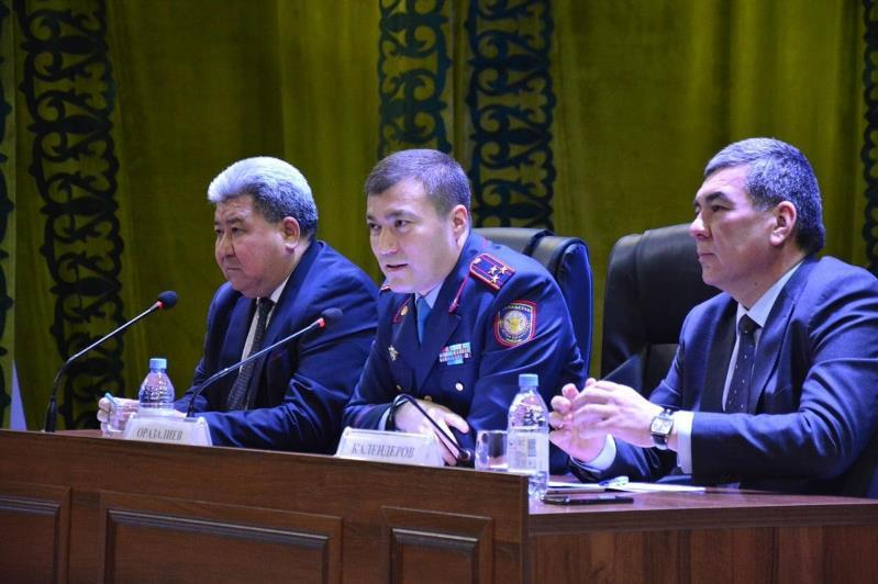 Жамбыл облысында 157 мектепте полиция инспекторы жетіспейді