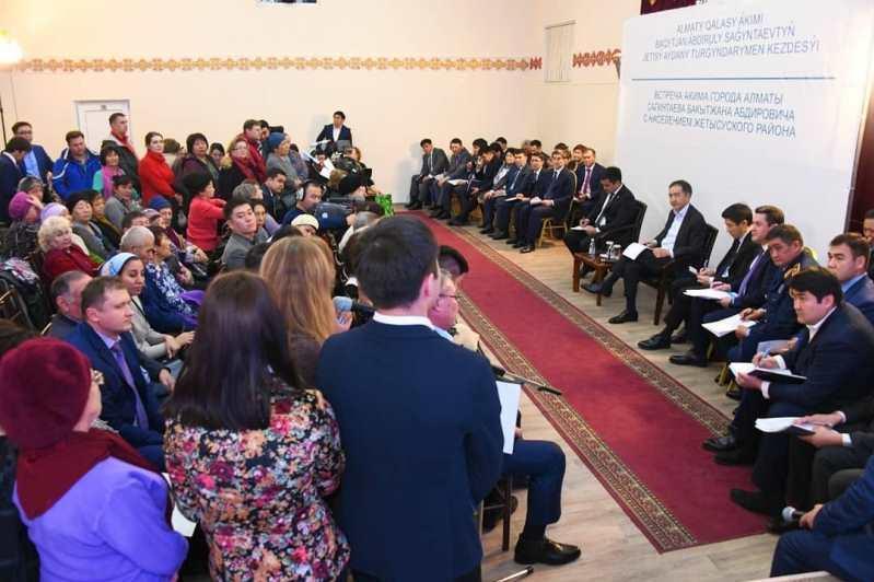 Алматы әкімдігі Жетісу ауданындағы 309 үйді заңдастыруды қолға алды