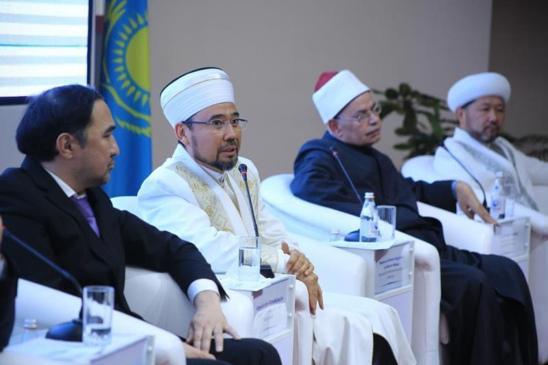 Алматыда имамдардың аймақтық форумы өтті