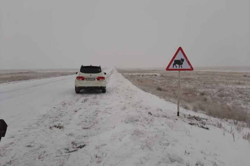 Обеспечение безопасности на автодороге сообщением «Аркалык-Торгай» взято на контроль МВД
