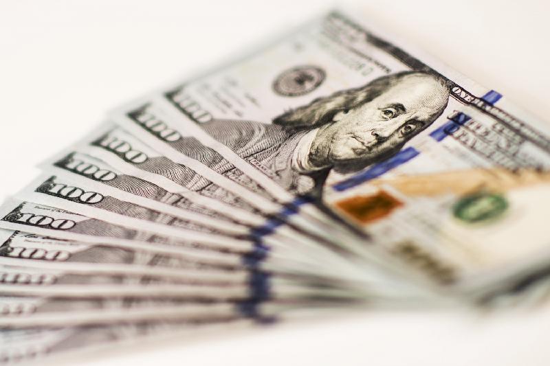 今日美元兑坚戈终盘汇率1:385.29