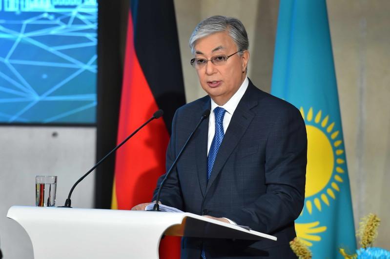 Касым-Жомарт Токаев объявил об эксклюзивных условиях для немецкого бизнеса