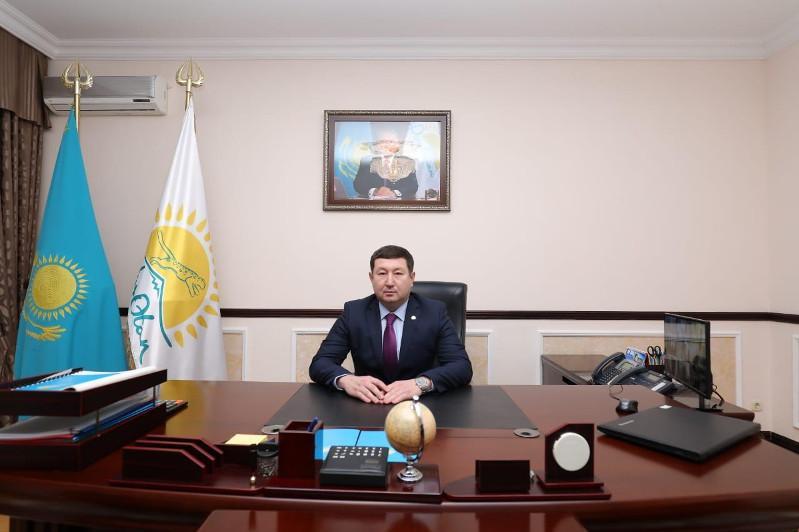 Ақтөбеде «Nur Otan» партиясы облыстық филиалы төрағасының бірінші орынбасары тағайындалды