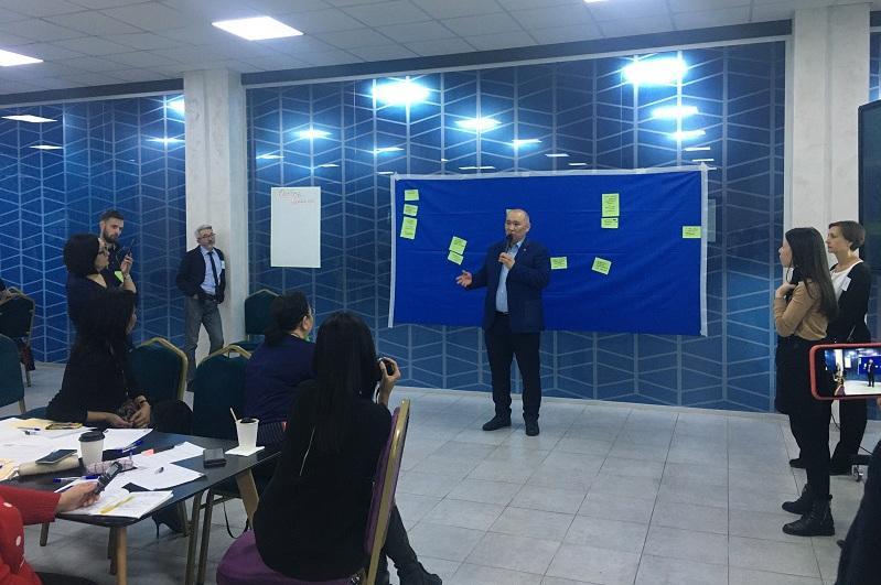 Дизайн-код в Алматы: за чей счет будут делать вывески