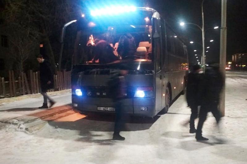 Более 30 замерзающих путников спасли в Акмолинской области