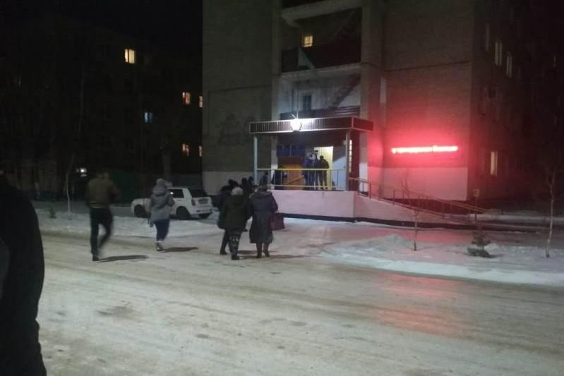 69 пассажиров автобуса разместили в пункте обогрева в Кокшетау из-за закрытия дорог