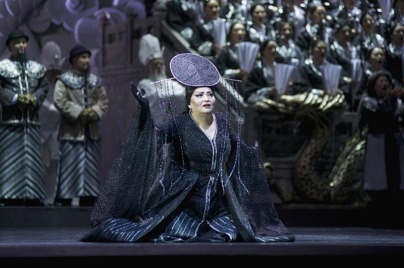 Turandot's New Suitor at the Astana Opera