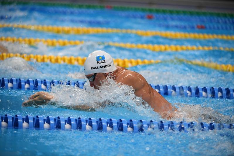 Олимпиада чемпионы Баландин Америкада алтын алды