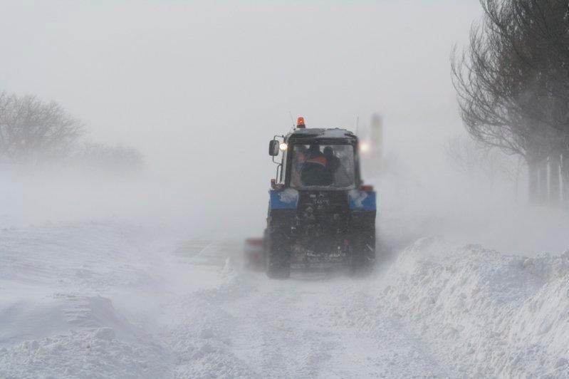 Продолжаются поиски пропавших трактористов в Акмолинской области