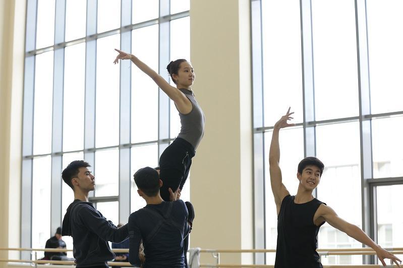 Elordada «Kúlshe qyz» baletiniń premerasy ótedi