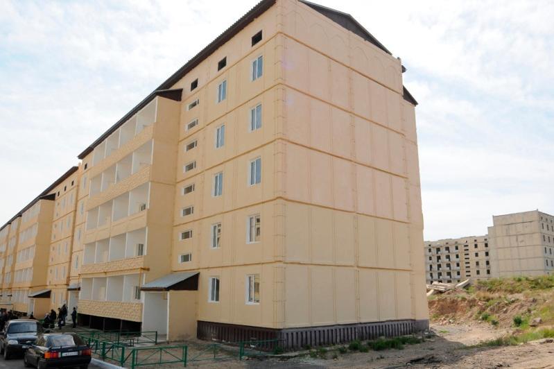 Жамбылда тұрғын үй кезегінде жоқ адамдар мемлекеттен тегін пәтер алған