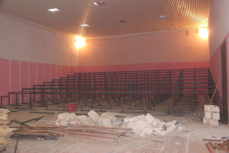Маңғыстаудағы шағын қалашықта кинотеатр ашылады