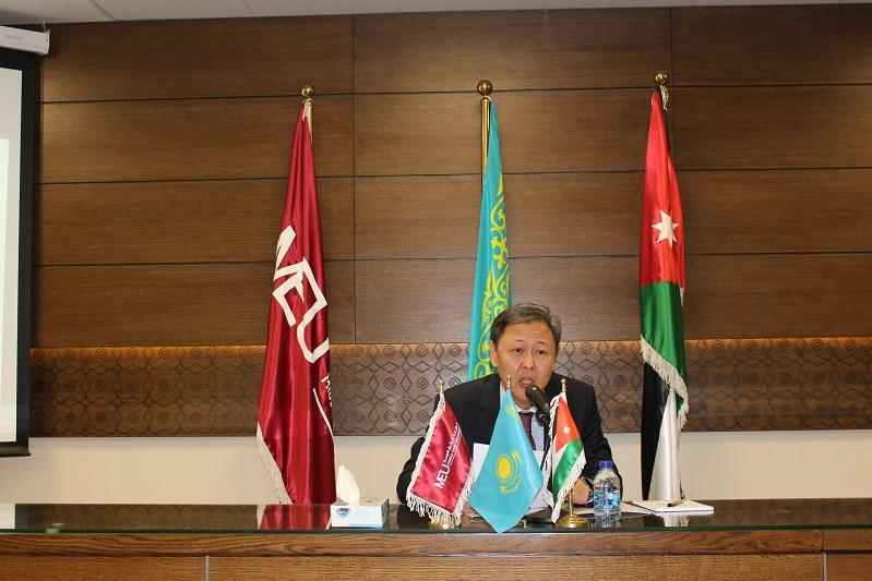Иордания заинтересована в расширении сотрудничества с Казахстаном в образовании и науке - Я. Насреддин