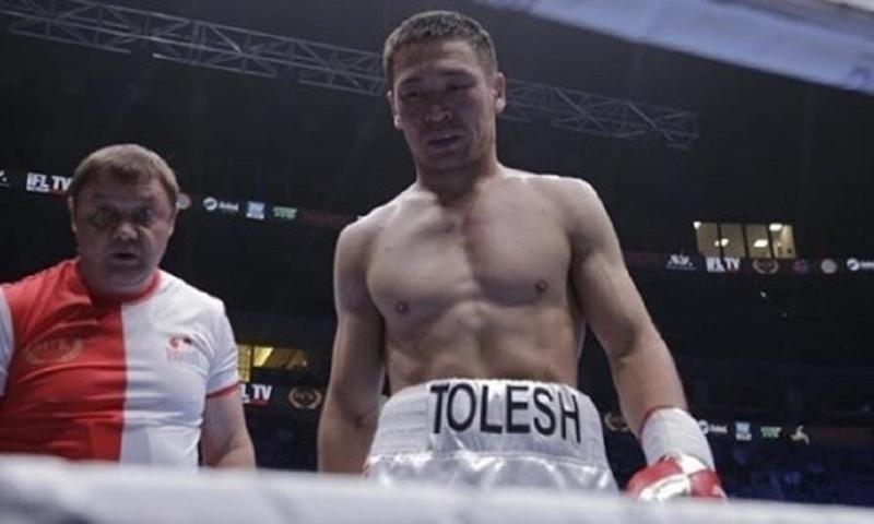 Казахстанский нокаутер Абай Толеш узнал соперника по вечеру бокса в Алматы