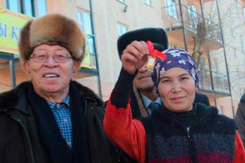 Жамбыл облысының 80 жылдығы: Жаңатаста 70 пәтерлі тұрғын үй пайдалануға берілді