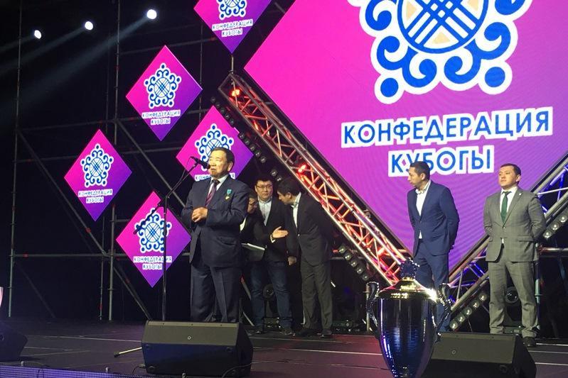 «Вернитесь с Токио только с победой» - Жаксылык Ушкемпиров открыл Кубок конфедерации-2019