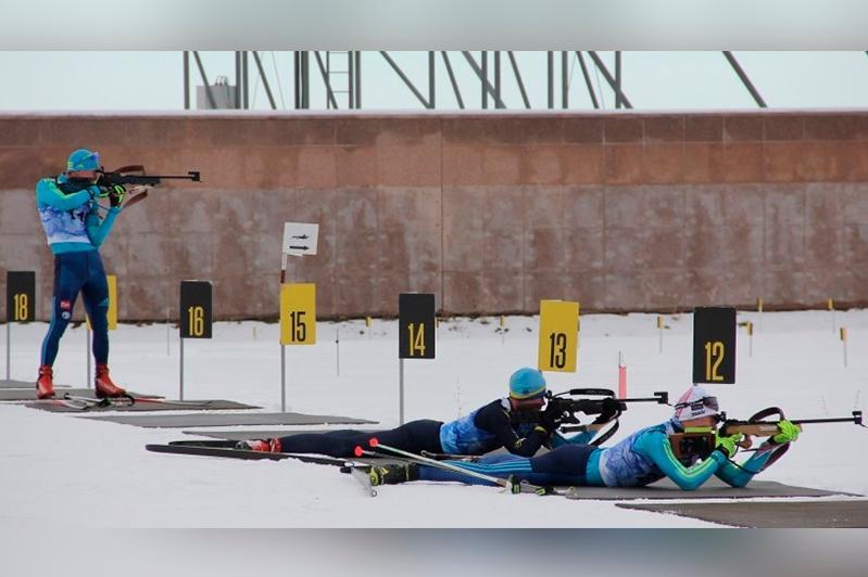 Kazakhstan's Akimov wins big at Biathlon Alpen Cup in Austria