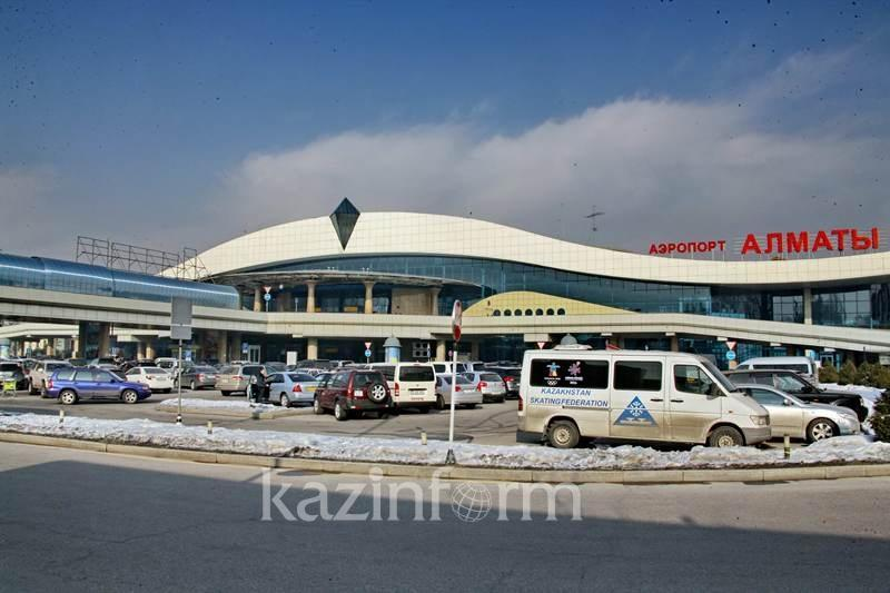 В аэропорту Алматы предупредили о возможном изменении в расписании рейсов из-за тумана