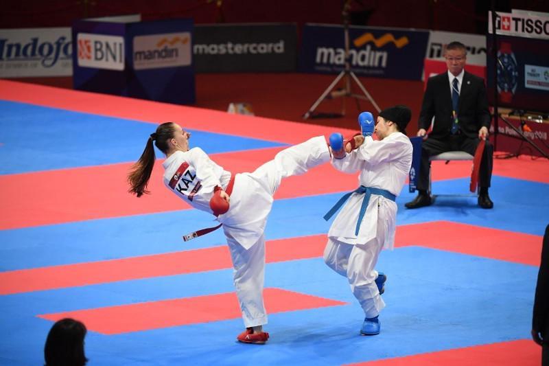KWU киокушинкайдан ӘЧ: Қазақстандық каратешілер үш алтын медаль иеленді