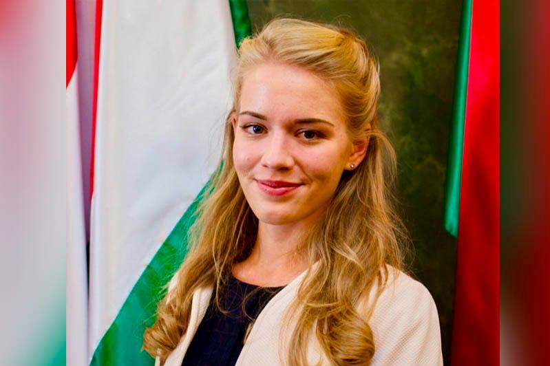 22-летняя венгерская студентка стала замминистра по делам молодежи