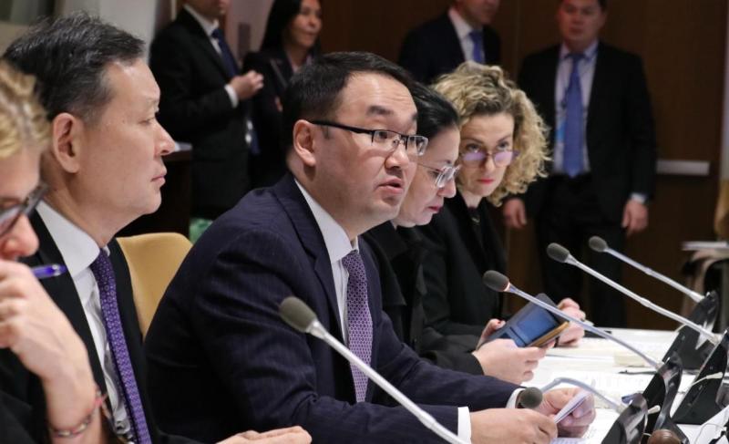 哈萨克斯坦从冲突地区接回妇女儿童并使其重返社会的经验受到联合国关注