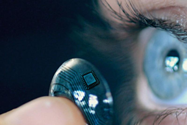 Scientists develop technology to wirelessly charge smart contact lenses