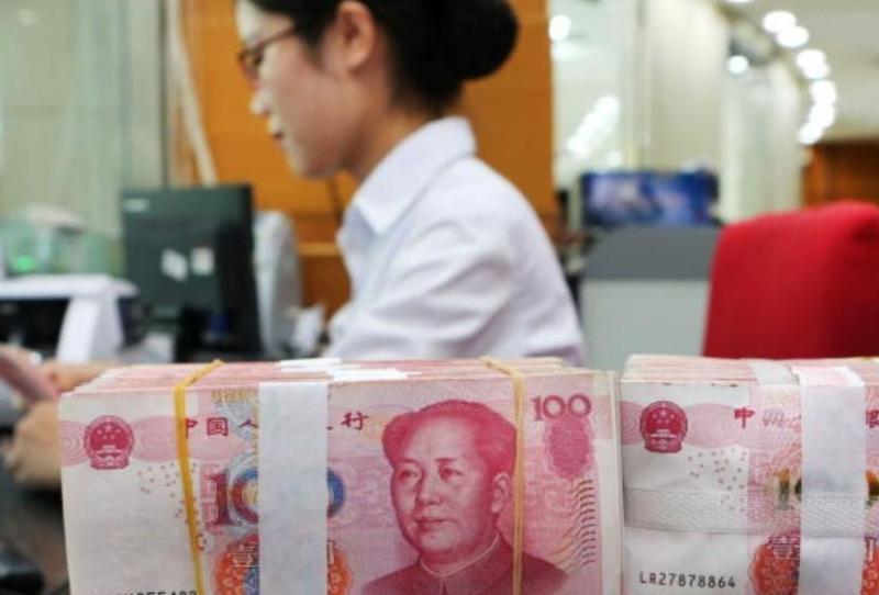 截至11月末中国外汇储备规模30956亿美元