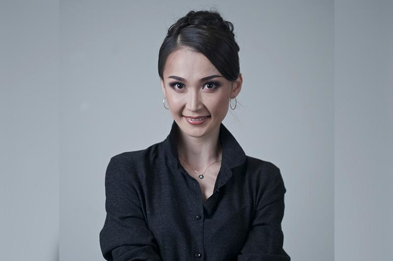 Балерина Айгерим Бекетаева стала лауреатом премии СНГ