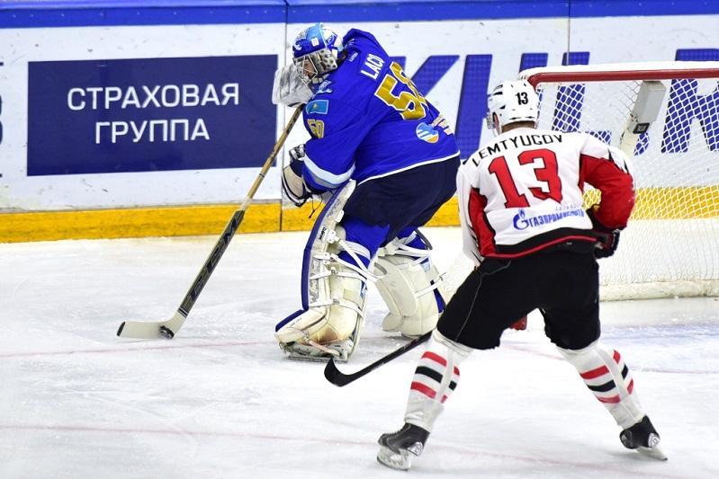 KHL: Barys to play vs. Avangard