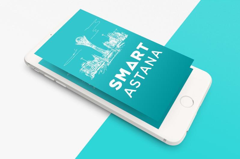 """居民可通过""""Smart Astana""""在线收听广播节目"""