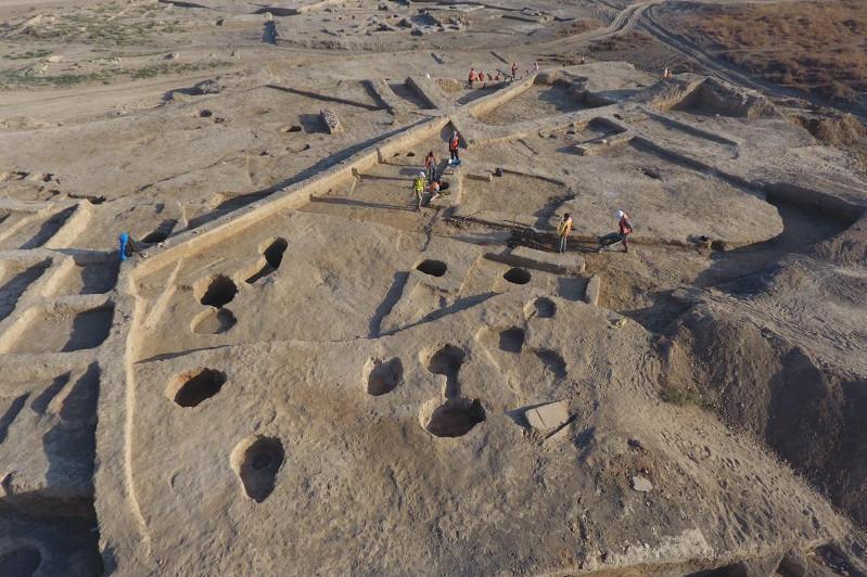 Археологический текстиль: новые находки на городище Культобе