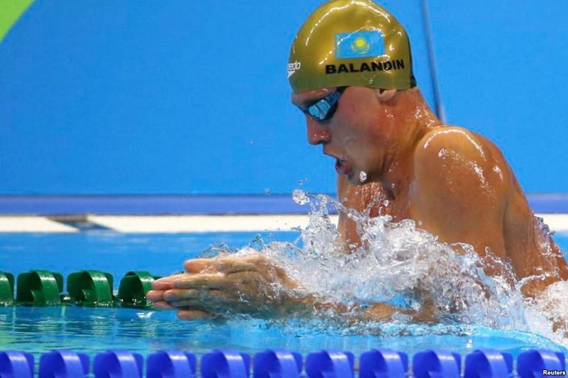 Дмитрий Баландин выиграл «серебро» открытого чемпионата США по плаванию