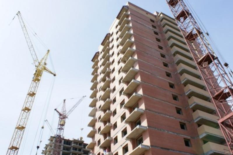 448 тысяч квадратных метров жилья введено в эксплуатацию в Акмолинской области