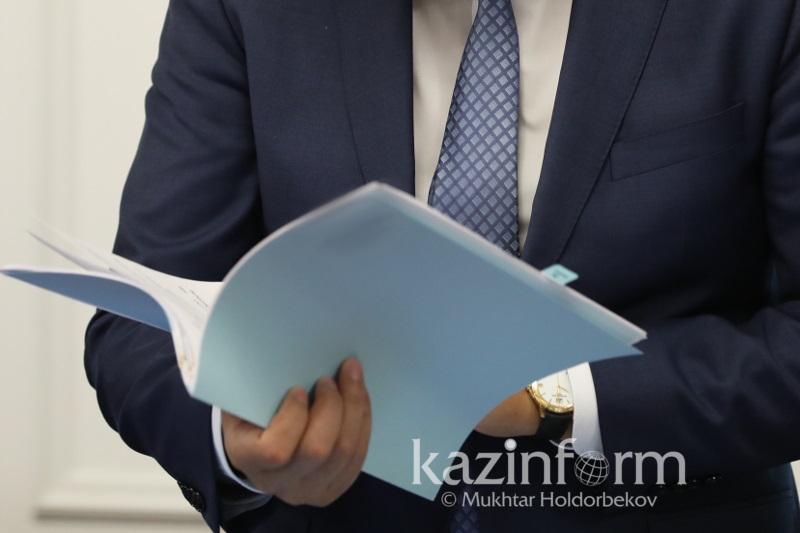 Касым-Жомарт Токаев заслушал отчет о работе Правительства по АСП