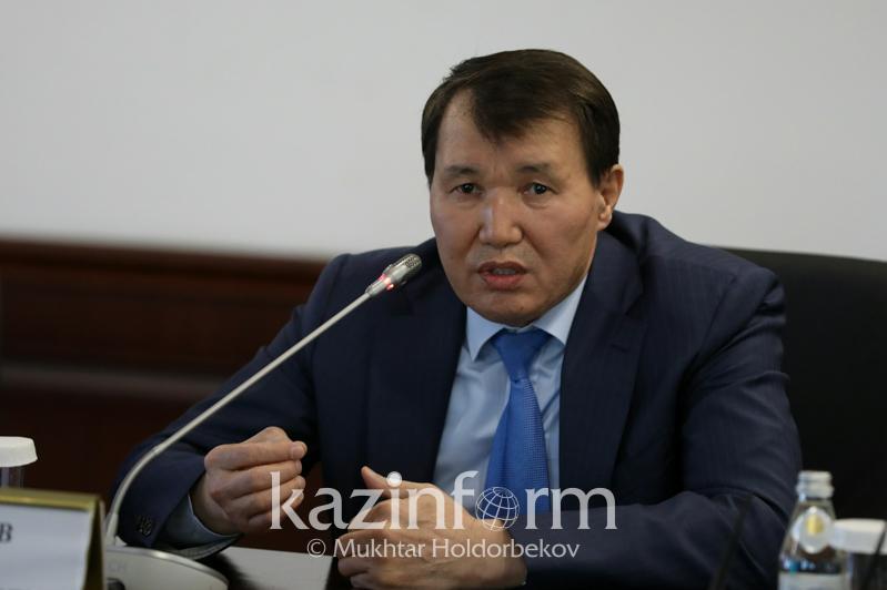 О новых компетенциях Антикоррупционной службы рассказал Алик Шпекбаев