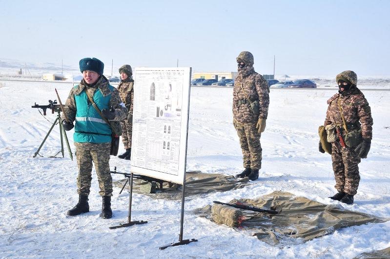 В Вооружённых силах началась подготовка специалистов